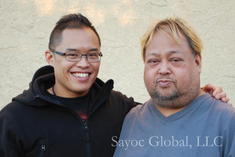 Guro Joe & Pamana Tuhon Sayoc, Philadelphia, 2013