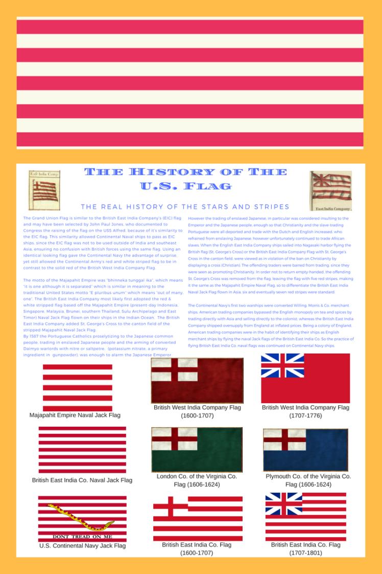 Majapahit US Flag